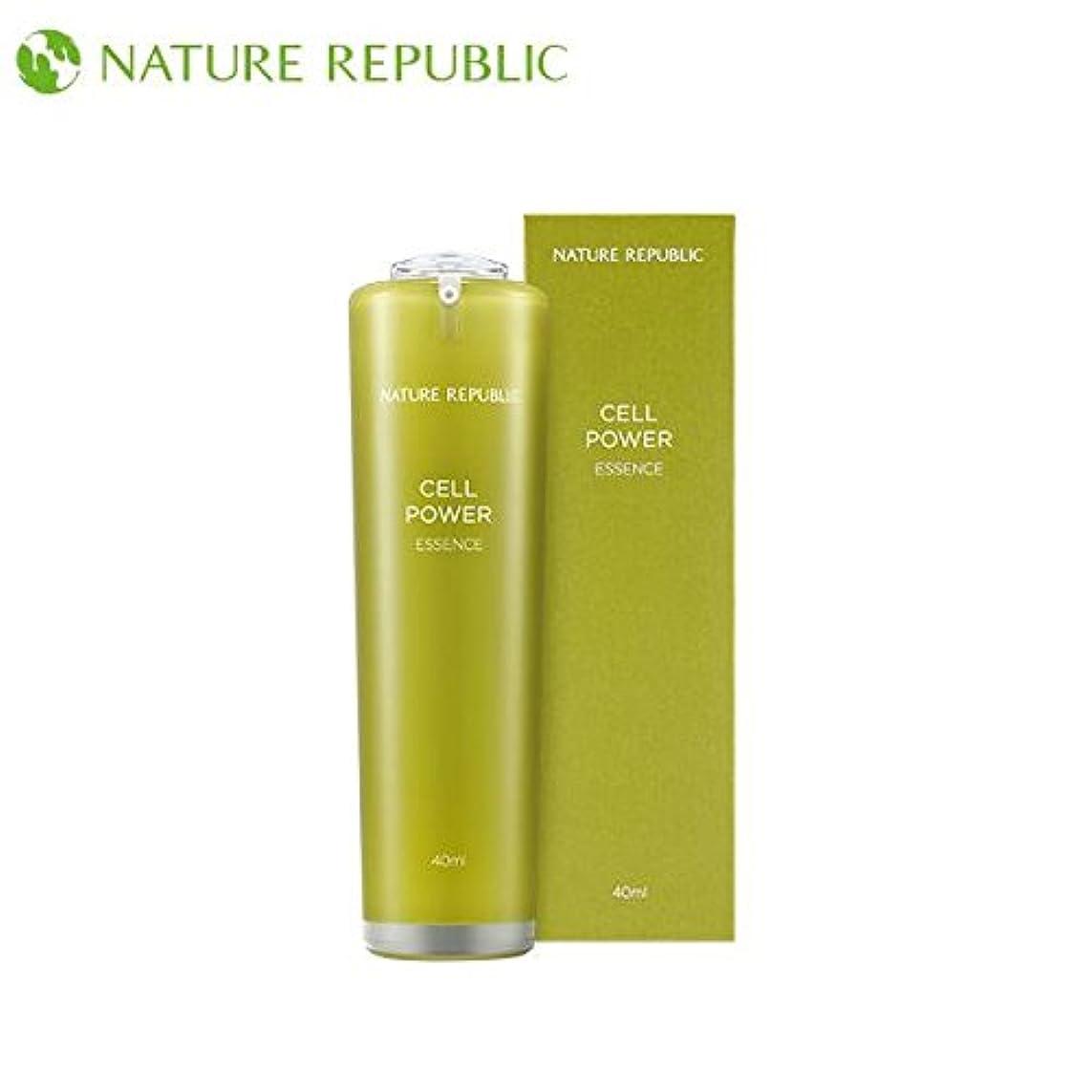 受粉する強度セーブ正規輸入品 NATURE REPUBLIC(ネイチャーリパブリック) CP エッセンス 美容液 40ml NJ1172