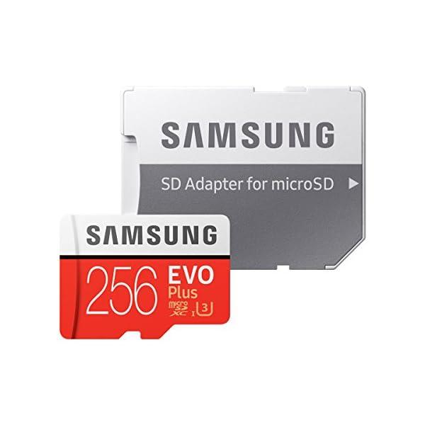 Samsung microSDカード256GB ...の商品画像