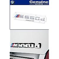 BMW F10 M550d 純正 リアエンブレム