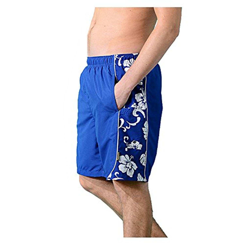 メンズ サーフパンツ ショーツ 水着 海水パンツ 海パン ゴムウエスト サーフトランクス 大きいサイズ