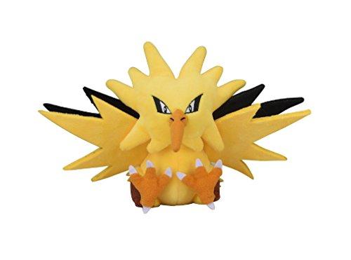 ポケモンセンターオリジナル ぬいぐるみ Pokémon fit サンダー