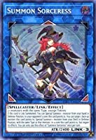 【unlimited】遊戯王 SOFU-ENSE2 サモン・ソーサレス Summon Sorceress (英語版 Limited Edition スーパーレア) Soul Fusion Pack