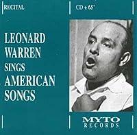 Sings American Songs