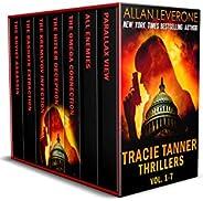 Tracie Tanner Thrillers Volume 1-7