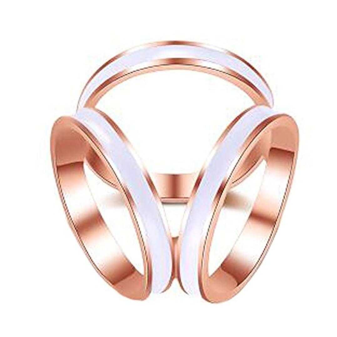 断線伸ばす夫婦女性のファッションリングディアマンテメタリックシルクスカーフクリップスカーフリングシフォンバックル、#C