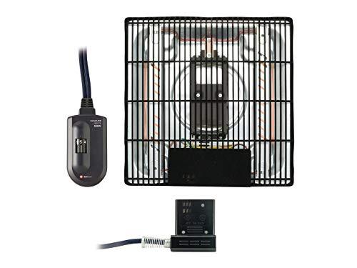コイズミ コタツ用 ヒーターユニット 500W 電子リモコン付 KHH-5180
