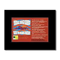 COSMIC ROUGH RIDERS - Enjoy The Melodic Sunshine Mini Poster - 21x13.5cm