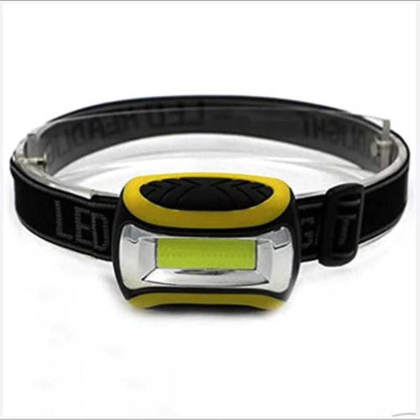 離れた追記お誕生日屋外用ヘッドライト、キャンプ用ヘッドライト - プラスチック製の強力なヘッドライト - 屋外での夜間走行