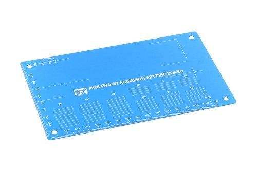 ミニ四駆限定シリーズ HG アルミセッティングボード 94823