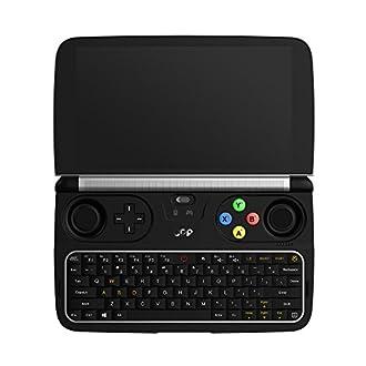 [セット品]GPD Win2 本格的な携帯型ゲーム機 Windows10 対応ゲーミングPC 6点セット[GPD Win2本体,専用収納バッグ,液晶保護フィルム,イヤホン,交換用ハンドル帽2個,SD/microSDカード対応カードリーダ付きUSB-Aハブ]