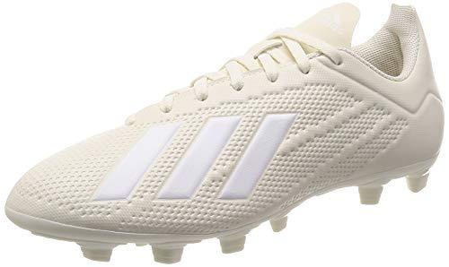 (セール)adidas(アディダス)サッカー スパイク エックス 18.4 AI1 FBN91 DB2187 オフホワイト/オフホワイト/コアブラック