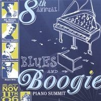 Highlights from the Eighth Annual Blues & Boogie P