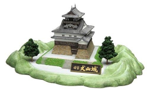 フジミ模型 名城シリーズ No.3 1/300 犬山城 プラ...