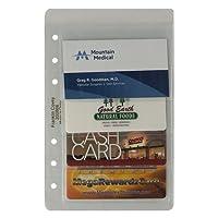 コンパクトビジネス/クレジットカードホルダーtwo-pack