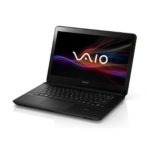 ソニー(VAIO) VAIO ビジネス VAIO Fit 14E (14W/タッチ無/W7P64(W8.1P64DG)/i7/8G/500G) ブラック SVF1432GAJ