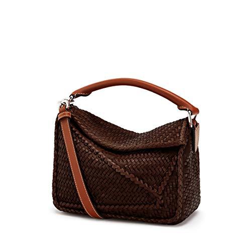 (ロエベ) LOEWE Women`s Woven Small Bag 女性パズルウーブンスモールバック (並行輸入品)