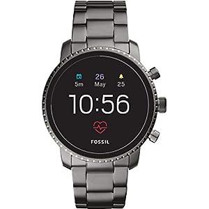 [フォッシル]FOSSIL 腕時計 Q EXPLORIST タッチスクリーンスマートウォッチ ジェネレーション4 FTW4012 メンズ 【正規輸入品】