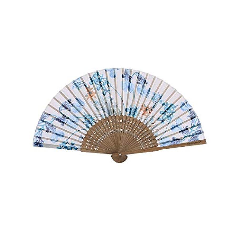 確認活性化する自分のためにKATH ファン、中国風のシルク扇子