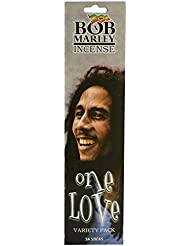 ボブ?マーリーIncense – One Love – 24 Sticks Asst