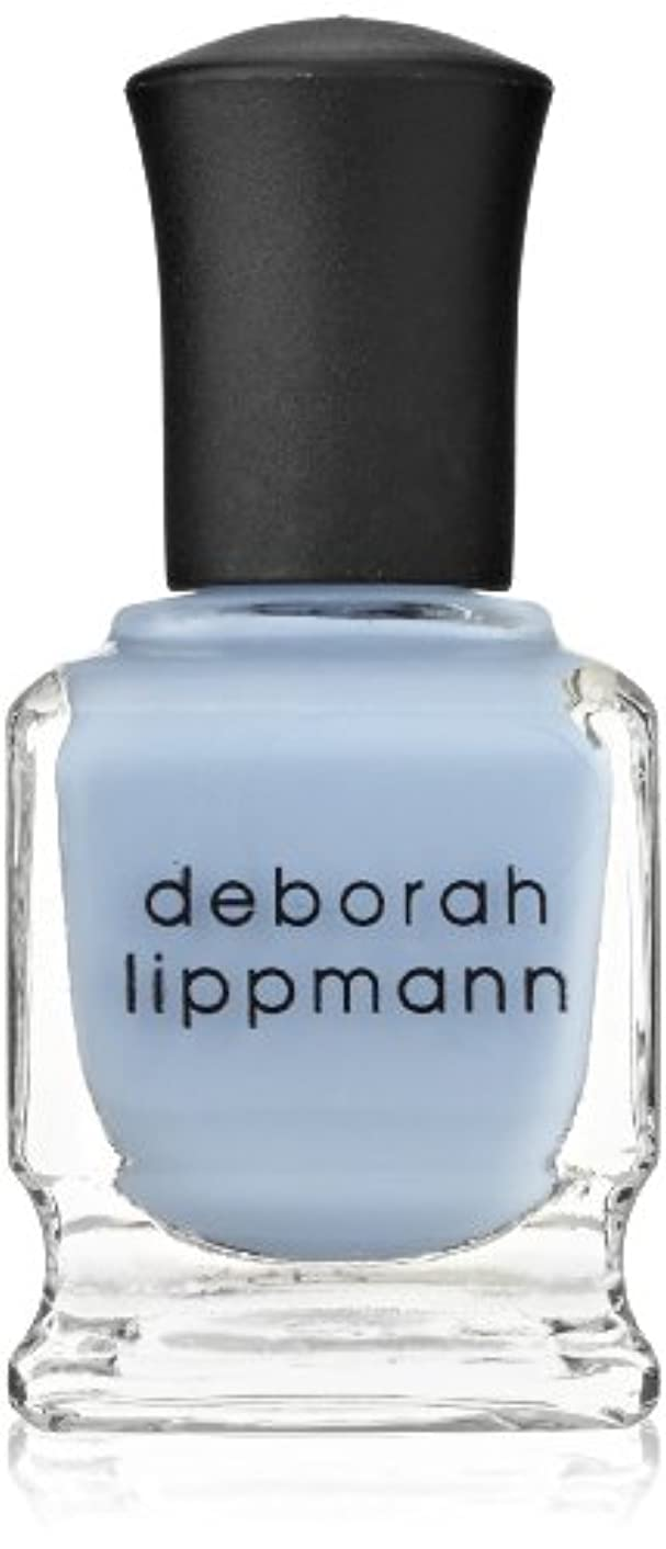 滞在血統虫を数える【Deborah Lippmann デボラリップマン】 ブルーオーキッド BLUE ORCHID パステルブルー 15mL