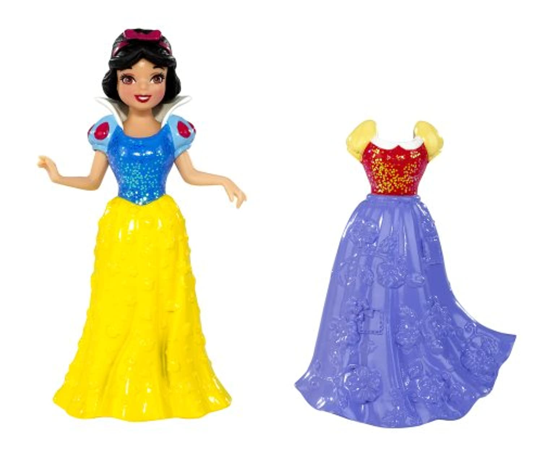 ディズニープリンセス フェイバレットモーメントドール 白雪姫(W5592)