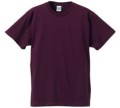 (ユナイテッドアスレ)UnitedAthle 5.6オンス ハイクオリティー Tシャツ 500101 079 マットパープル XXXL