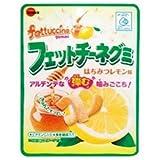 ブルボン フェットチーネグミ (はちみつレモン味) 50g×30(10×3)個入×(2ケース)
