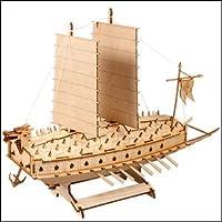 Young Modeler Junior Serises, 木製モデルキット_タートル船(YM753) [並行輸入品]