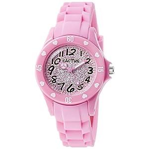 [カクタス]CACTUS キッズ腕時計 ハート ラメ CAC-91-L05 ガールズ 【正規輸入品】