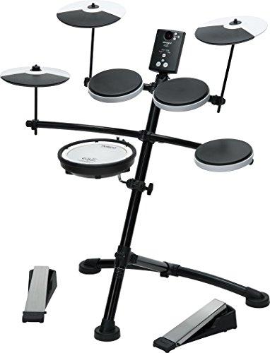 Roland ローランド 電子ドラム V-Drums Kit スネアメッシュヘッド採用 TD-1KV