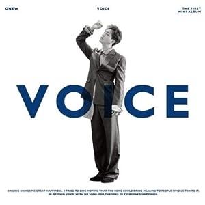 オンユ 1stミニアルバム - VOICE (ランダムバージョン)