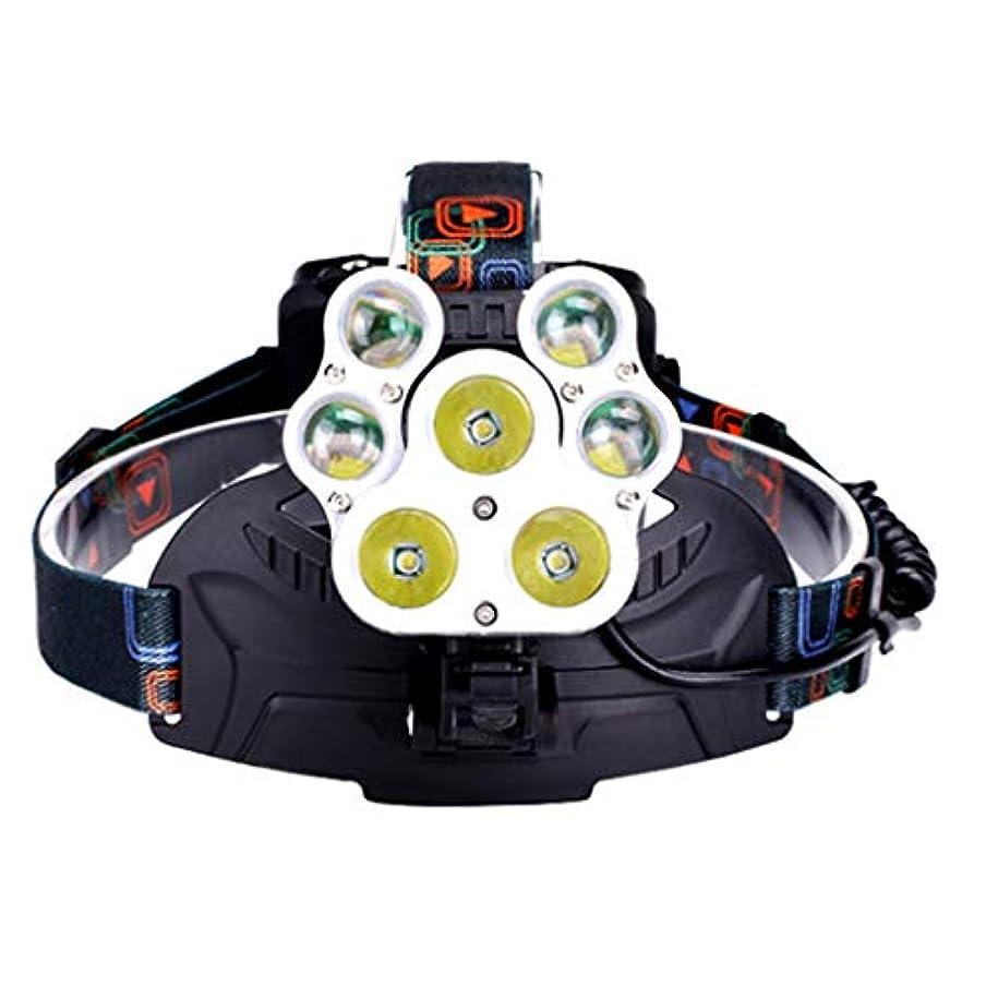 合併相関するフリースヘッドライト LEDヘッドライトグレア充電式スーパーブライトヘッドマウント防水マイナーランプリチウム釣り懐中電灯ナイトフィッシング led ヘッドライト