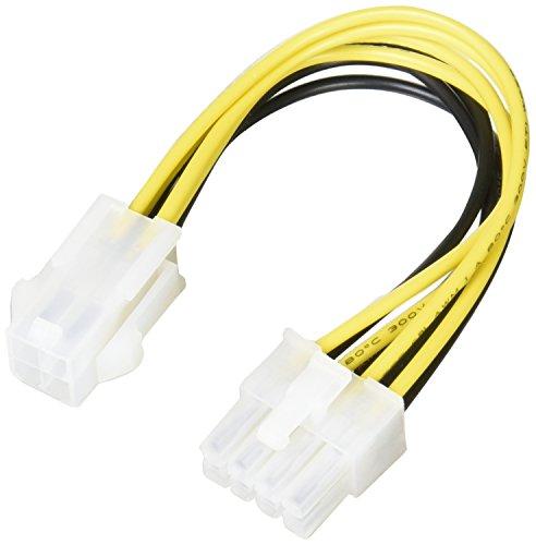 『変換名人 ATX12V(4ピン) → EPS12V(8ピン)電源変換ケーブル ATXP-EPSP』のトップ画像