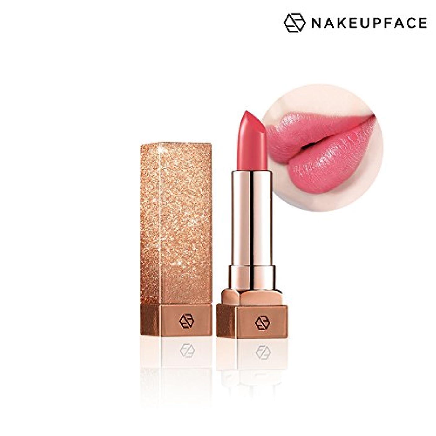 列挙するヘビダンプネイクアップ フェイス [NAKE UP FACE] C-カップ リップトックス スティック(リップスティック) 5 Colors (No.02 Marilyn)