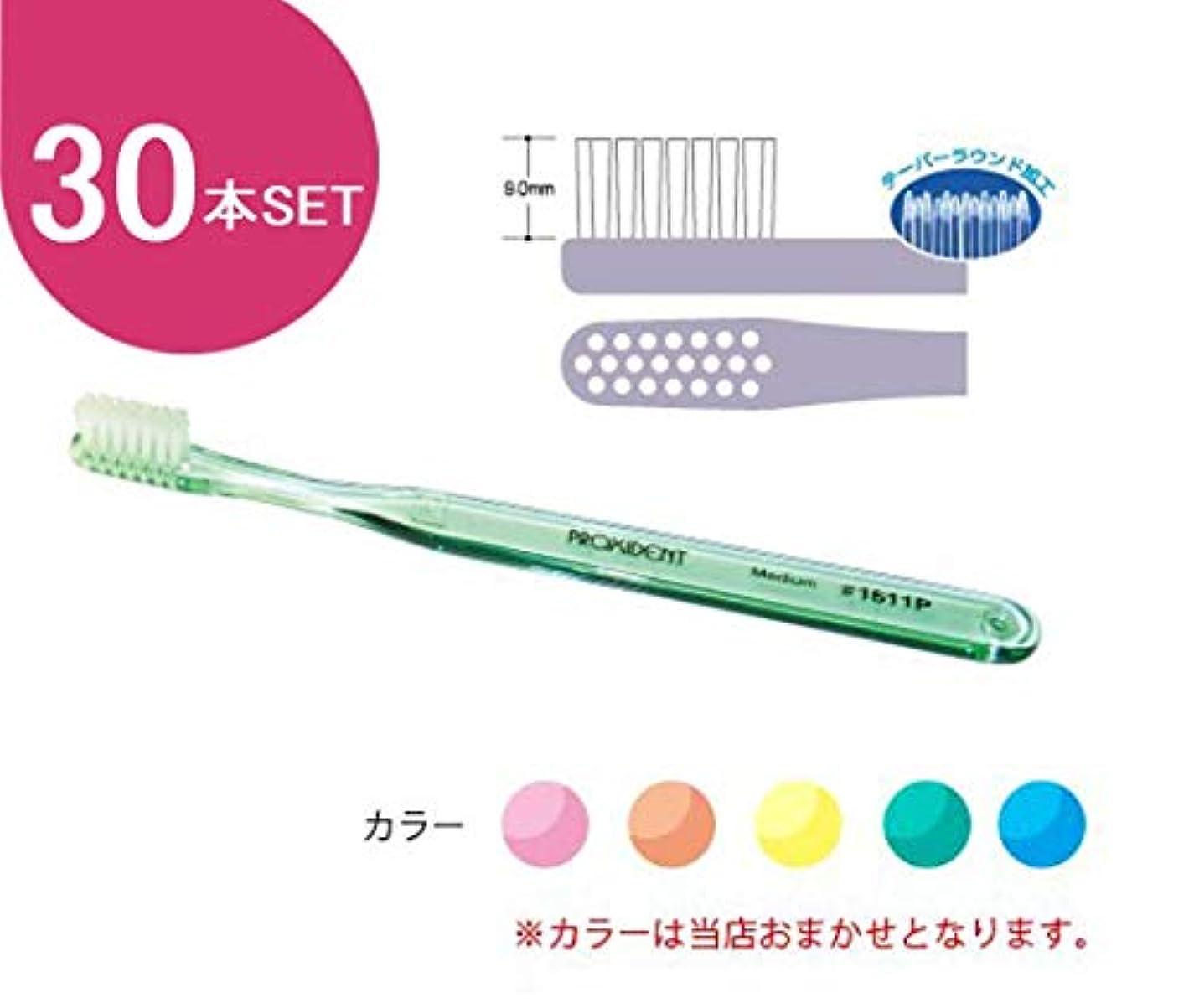 鷲レッスンそのプローデント プロキシデント #1611P 歯ブラシ 30本入