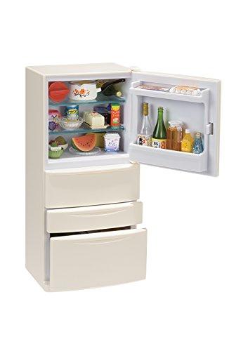 ぷちサンプル わが家の冷蔵庫