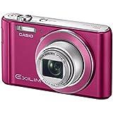 CASIO デジタルカメラ EXILIM EX-ZS190PK 広角24mm 光学12倍ズーム プレミアムオート 1610万画素 ピンク