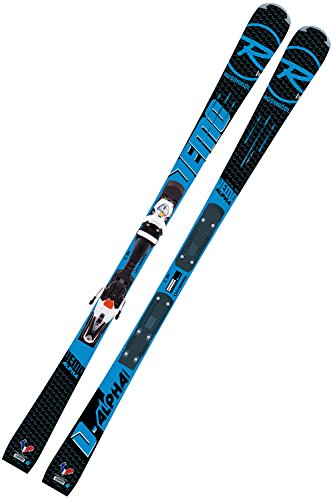スキー ROSSIGNOL 17-18 DEMO ALPHA R21 RACING 172cm(ワクシング施工) SPX 15 Rockerflex White Icon ビン...