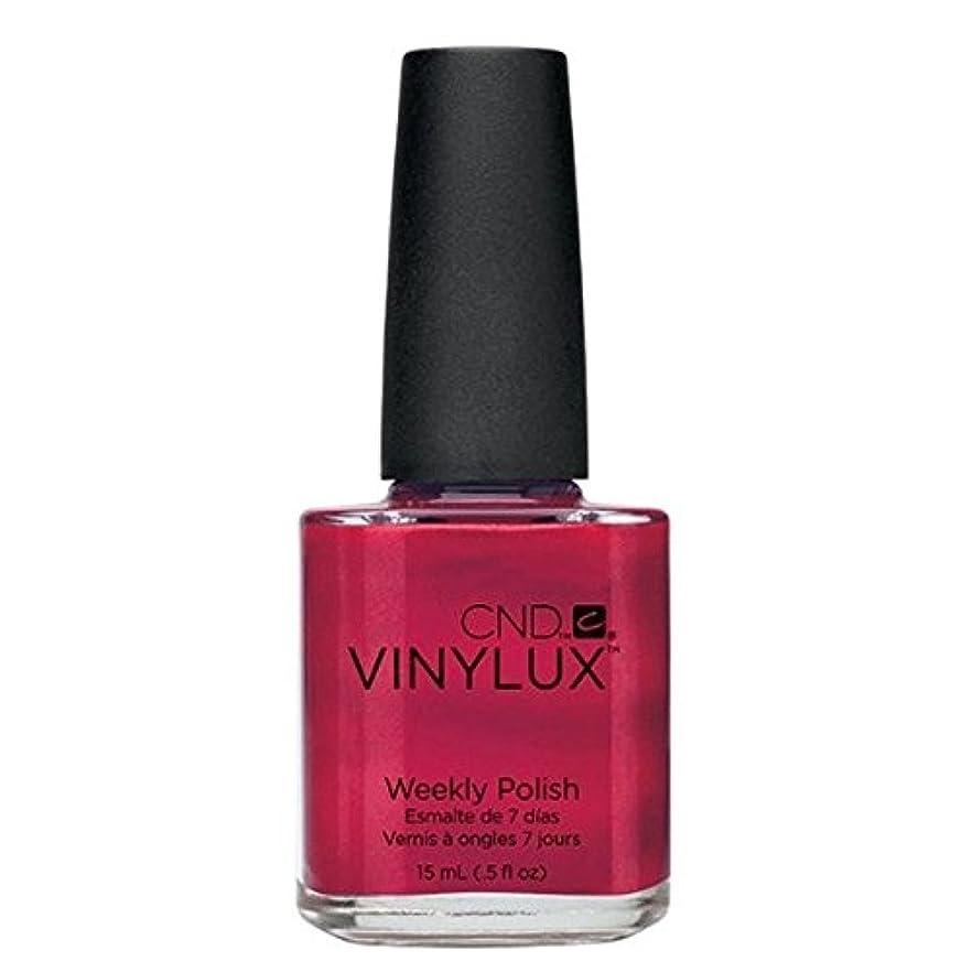許可する振りかけるウッズCND Vinylux Manicure Lacquer _ Hot Chilis  #120 _15ml (0.5oz)