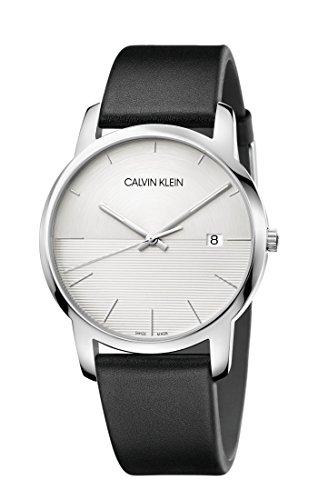 [カルバンクライン]CALVIN KLEIN 腕時計 3針 City Extension(シティ エクステンション) シルバー×シルバー K2G2G1CD メンズ 【正規輸入品】