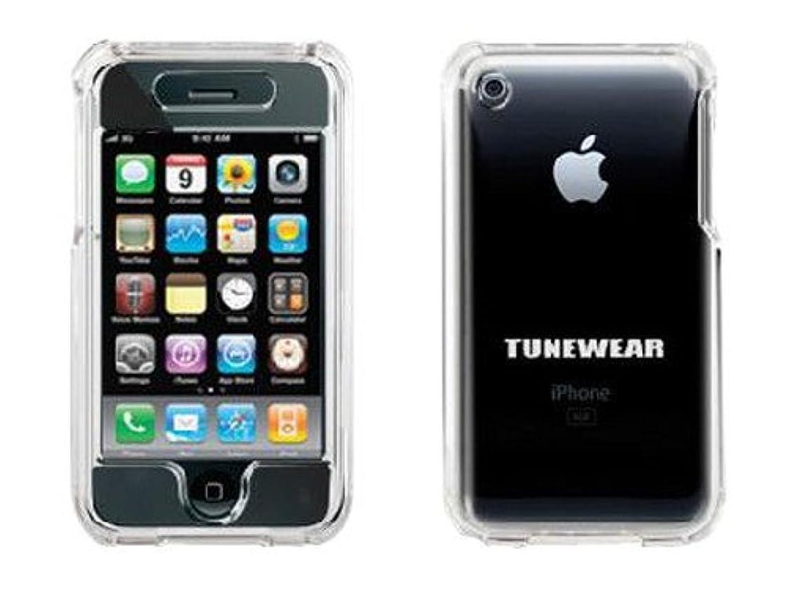 有彩色の絶妙振り子【正規品】 TUNEWEAR TUNESHELL for iPhone 3GS/3G TUN-PH-11