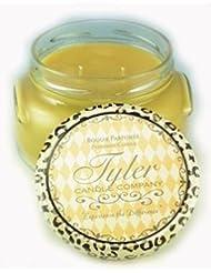 Connoisseur Tyler 11 oz Medium香りつき2-wick Jar Candle