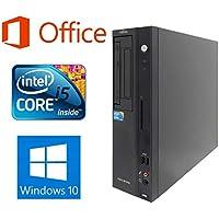 【Microsoft Office 2016搭載】【Win 10搭載】富士通 J380/新世代Core i5 3.2GHz/新品メモリー:8GB/新品SSD:120GB/DVDドライブ/無線機能/新品キーボードマウス/2画面同時出力可能/中古デスクトップパソコン (SSD:120GB)