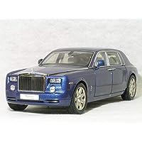 1/18 ロールス ロイス 〓 ファントム EWB / メトロポリタン ブルー 〓 Rolls-Royce