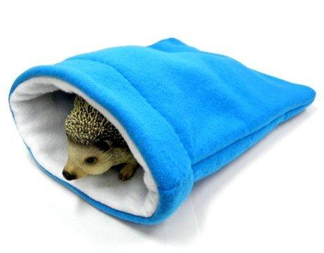 ハリネズミ寝袋【ハーフサイズ】※色デザインはおまかせになりま...