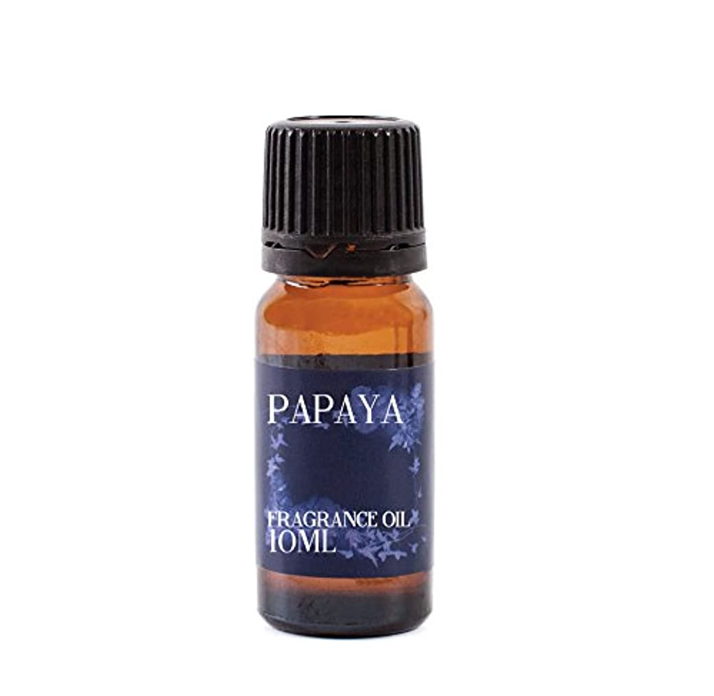 ぬるいしない原告Mystic Moments | Papaya Fragrance Oil - 10ml