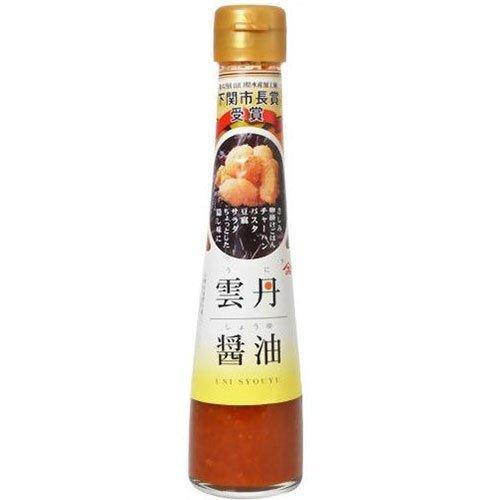 雲丹醤油 120ml 3本