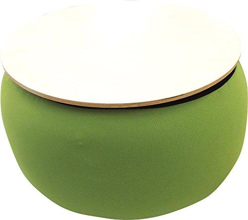 TAVOLINO(タボリノ) ジャンボクッションテーブル グリーン TVST-GR