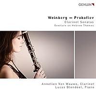 Weinberg/Prokofiev: Clarinet S