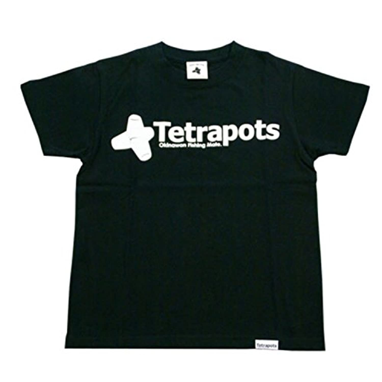 Tetrapots(テトラポッツ) スタンダード キッズ TPK-001 ブラック